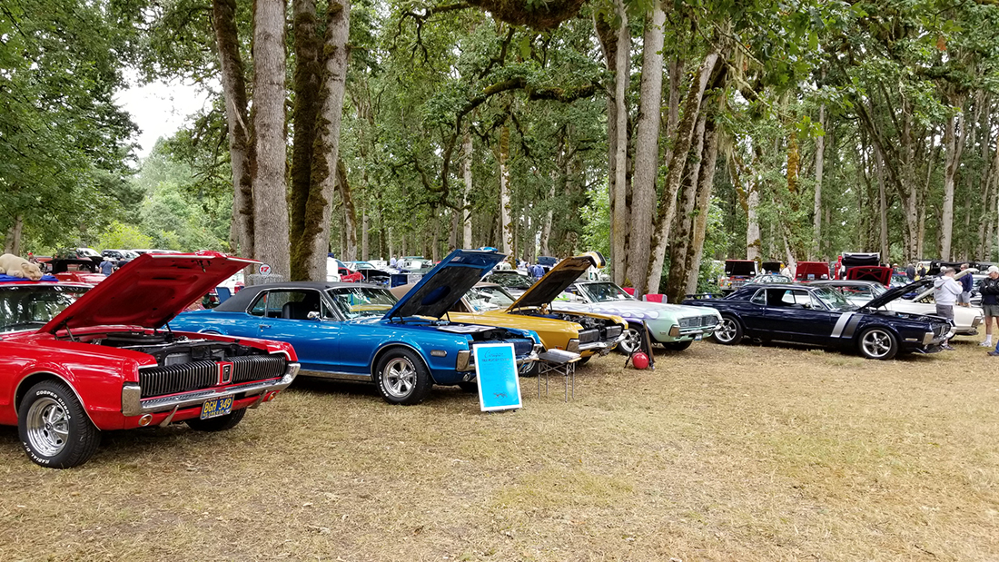 08-11 2019 All Ford Picnic & Car Show