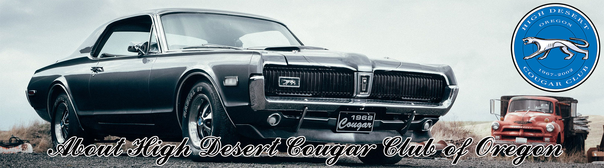 About High Desert Cougar Club of Oregon